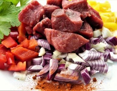 Müdigkeit, Kopfweh und Blässe - Eisenmangel?-Eisenreiche Nahrungsmittel