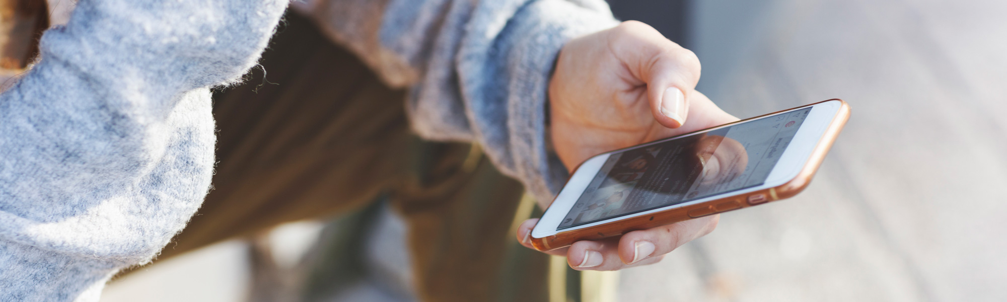 MODERNSTES SERVICE IN DER GANZEN TRAISENTAL-PRÄRIE: BERATUNG PER SMARTPHONE!
