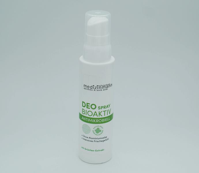 Deo-Spray Grüntee 100 ml