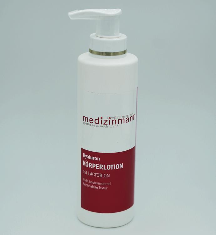 Hyaluron Körperlotion 250 ml