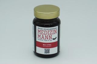 Nahrungsergänzung Medizinmann B12 vital