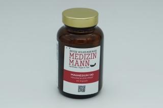 Nahrungsergänzungsmittel Magnesium 130 Magnesiumcitrat