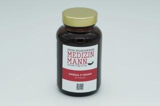 Nahrungsergänzungsmittel Omega 3 vegan