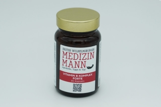 Nahrungsergänzungsmittel Vitamin B Komplex forte